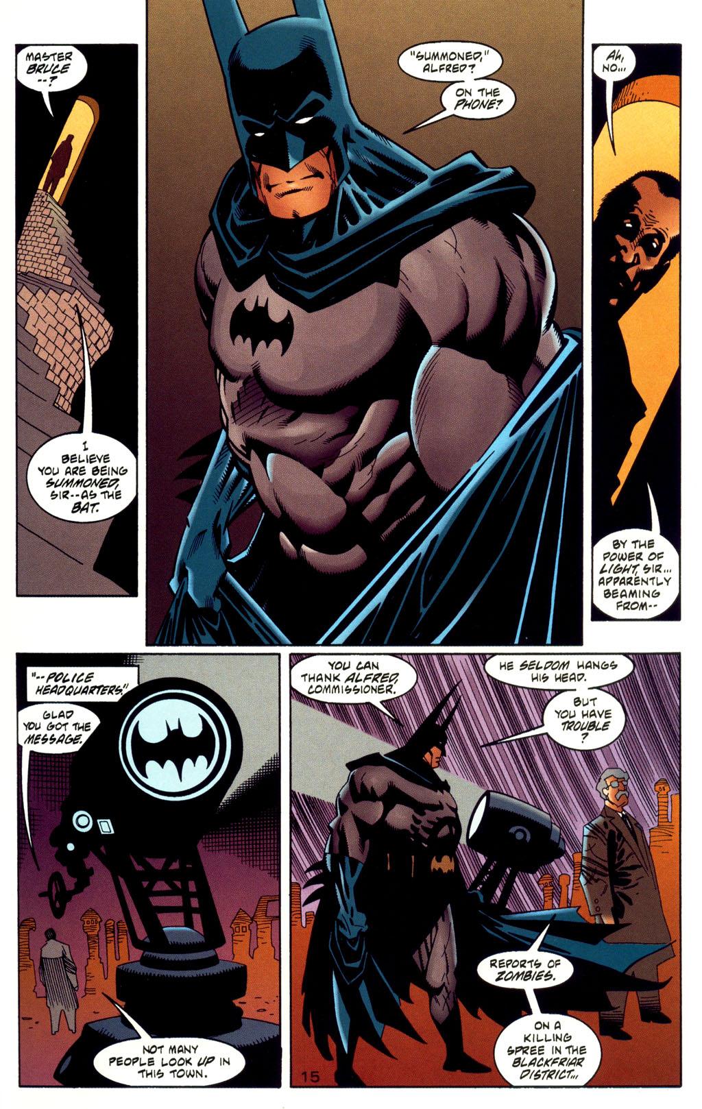 Read online Batman: Haunted Gotham comic -  Issue #2 - 17