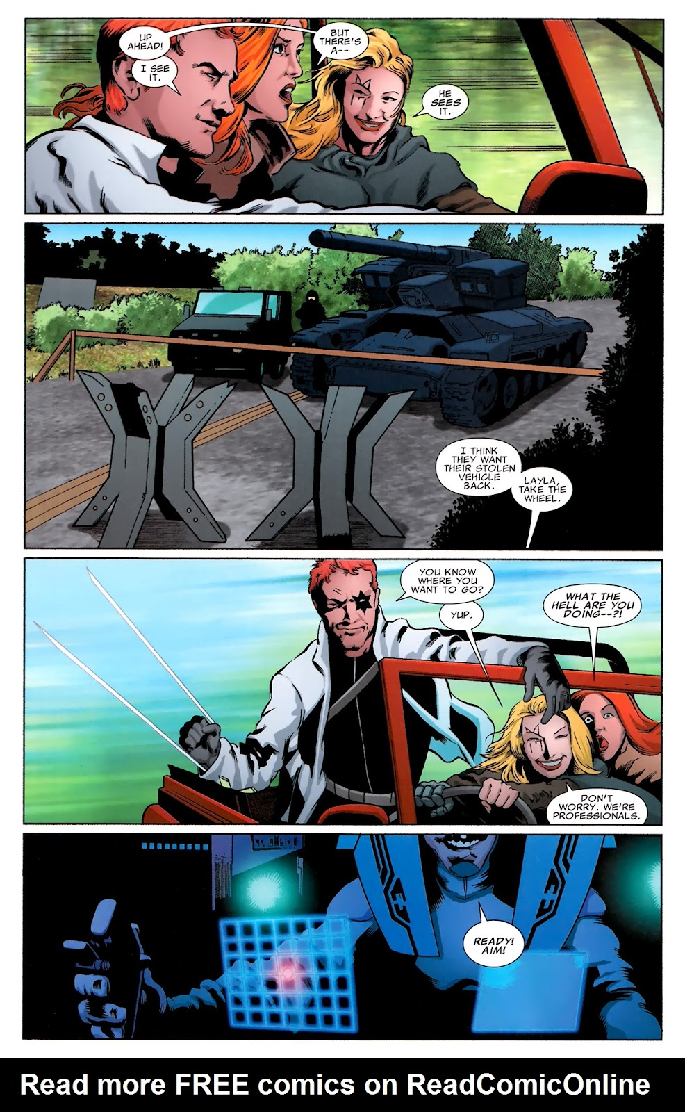 Read online X-Men: Second Coming Revelations comic -  Issue # TPB (Part 2) - 105