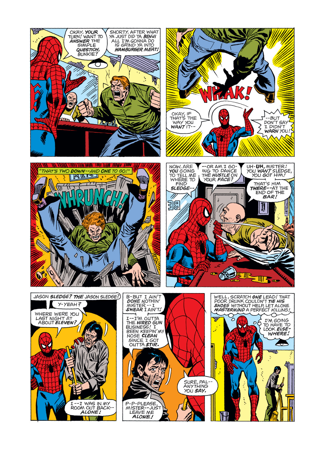 The Amazing Spider-Man (1963) 155 Page 8