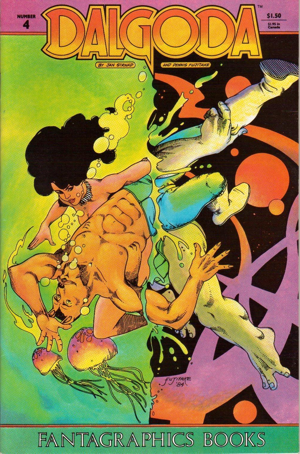 Read online Dalgoda comic -  Issue #4 - 1