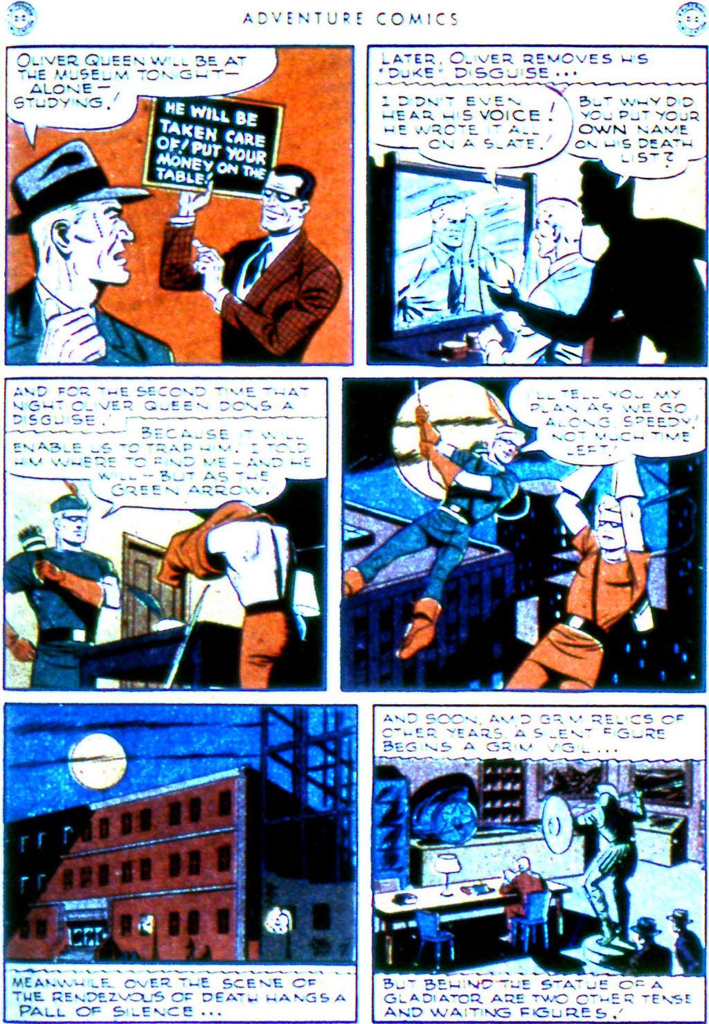 Read online Adventure Comics (1938) comic -  Issue #123 - 21
