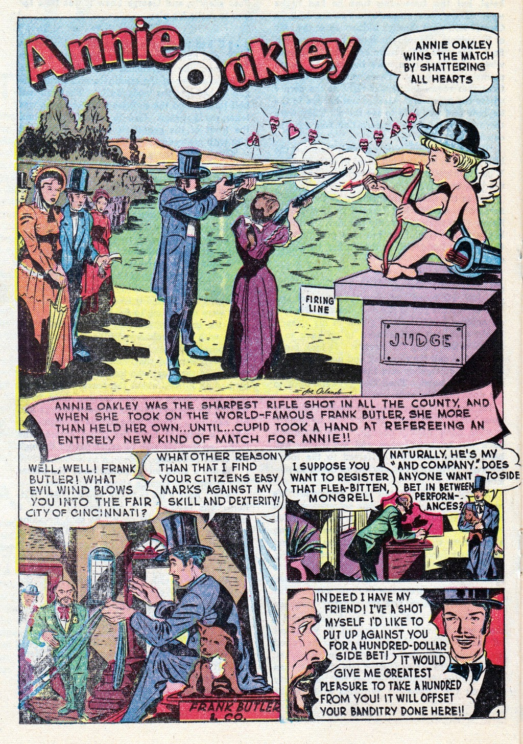Cowboy Western Comics (1948) issue 18 - Page 20