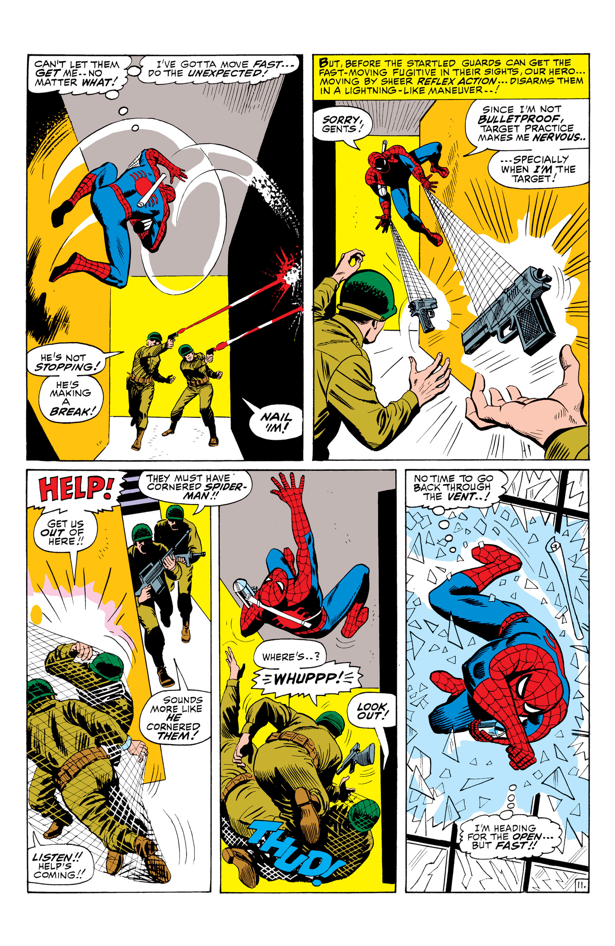 The Amazing Spider-Man (1963) 56 Page 11