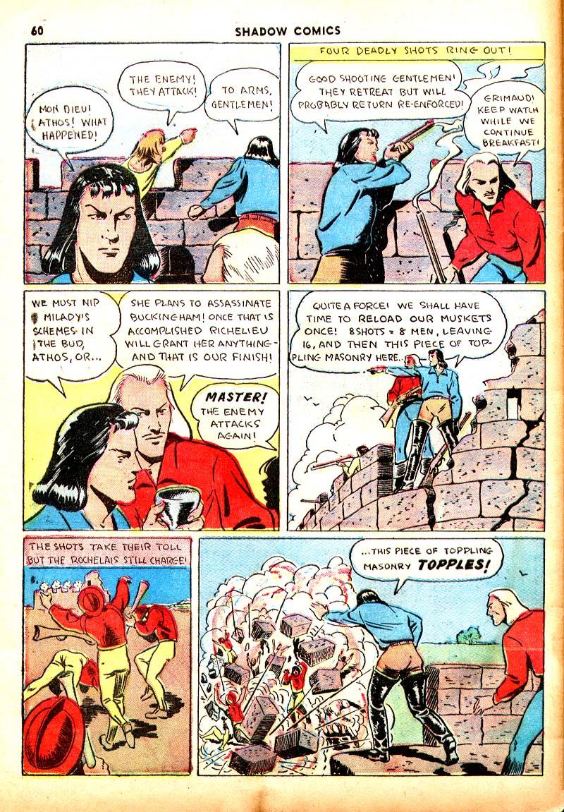 Read online Shadow Comics comic -  Issue #7 - 53