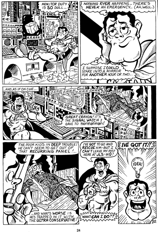 Read online Normalman - The Novel comic -  Issue # TPB (Part 1) - 29