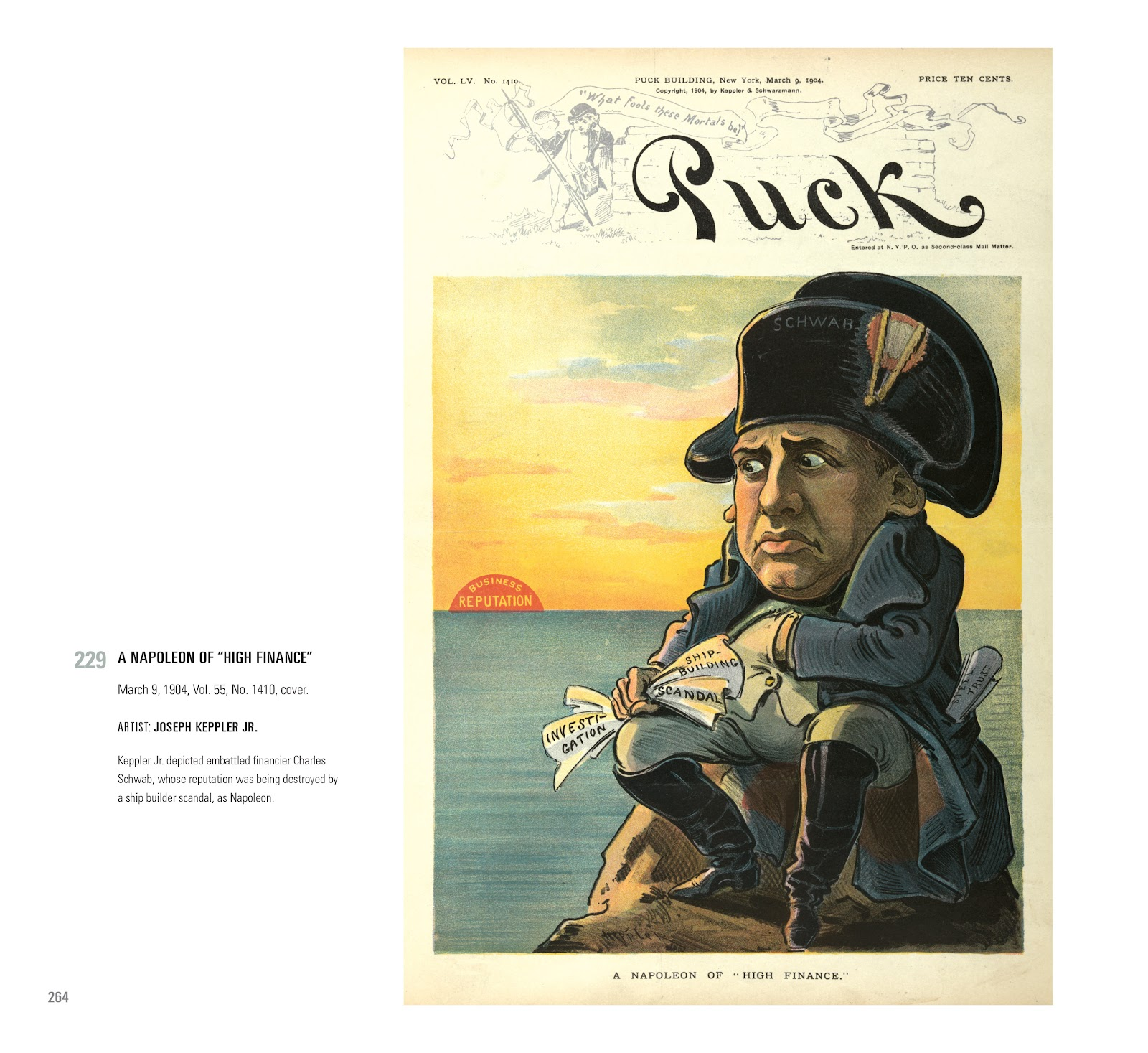 Read online What Fools These Mortals Be!: The Story of Puck Magazine comic -  Issue # TPB (Part 3) - 62