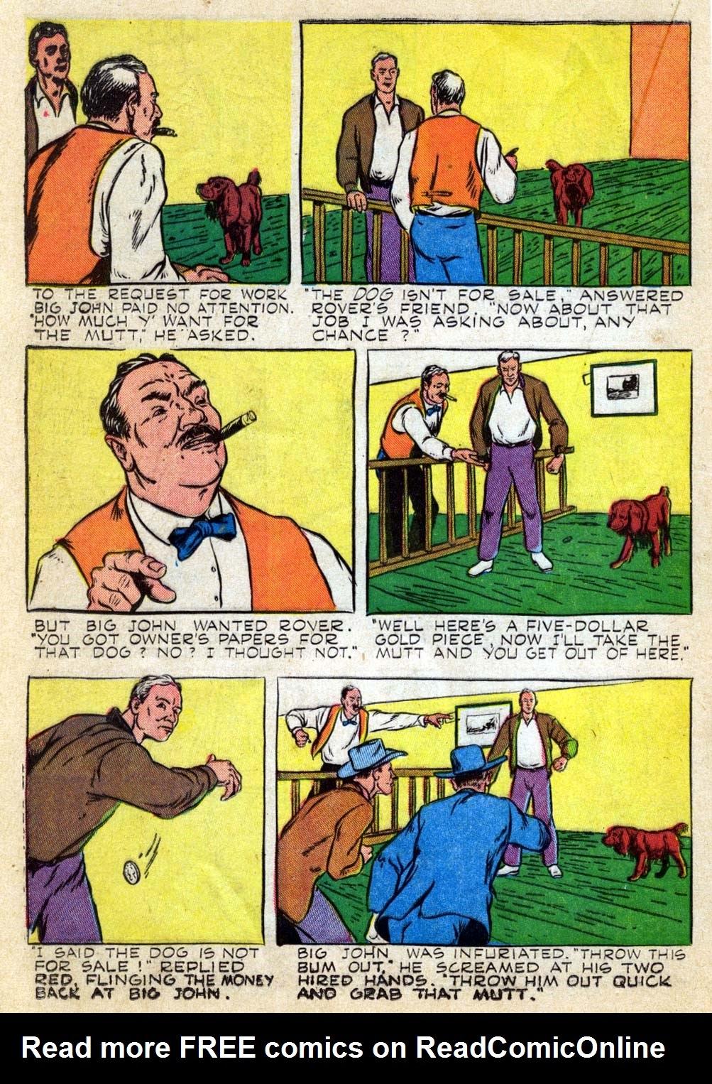 Read online Animal Comics comic -  Issue #22 - 28