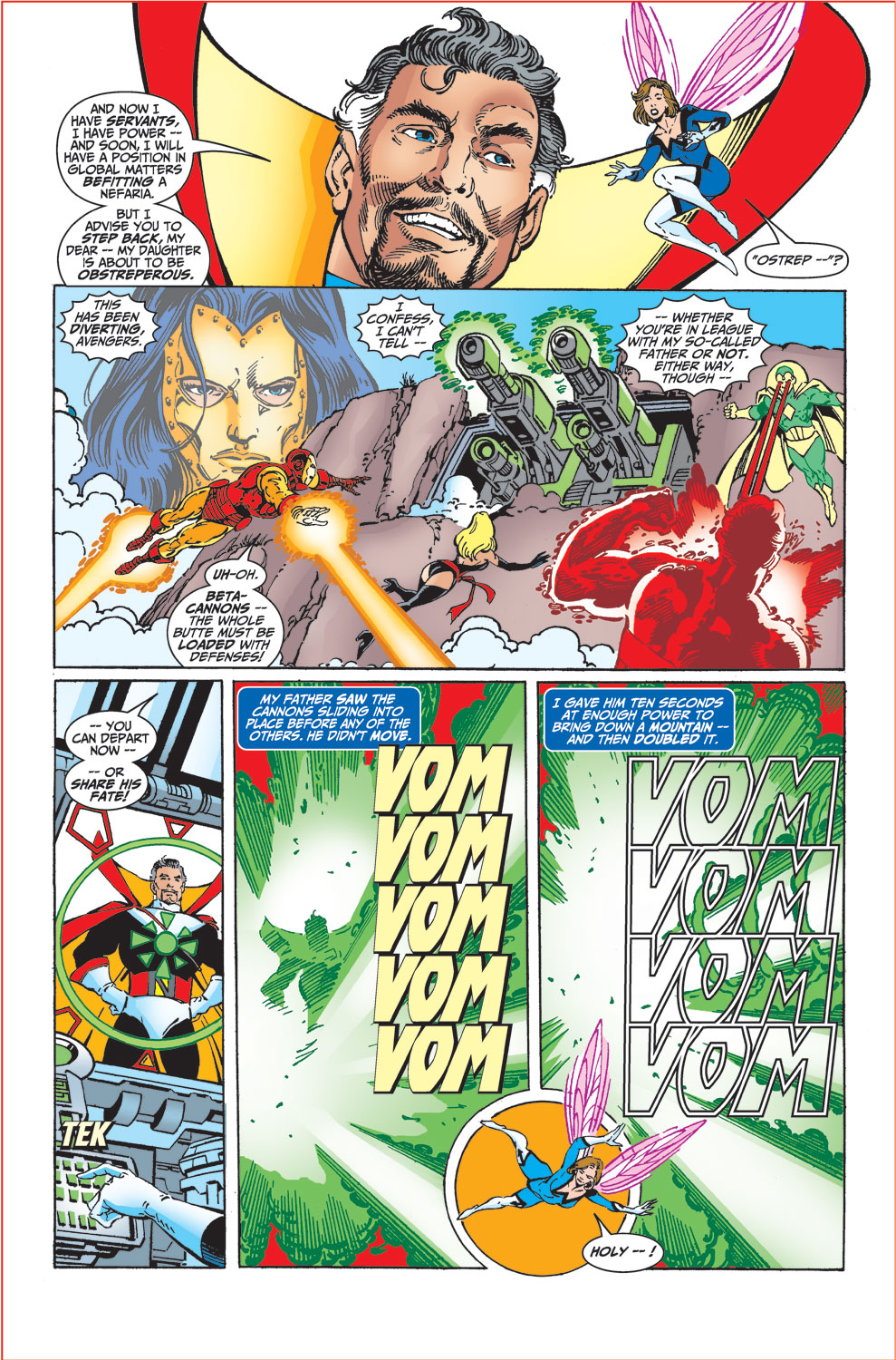 Read online Avengers (1998) comic -  Issue #33 - 8