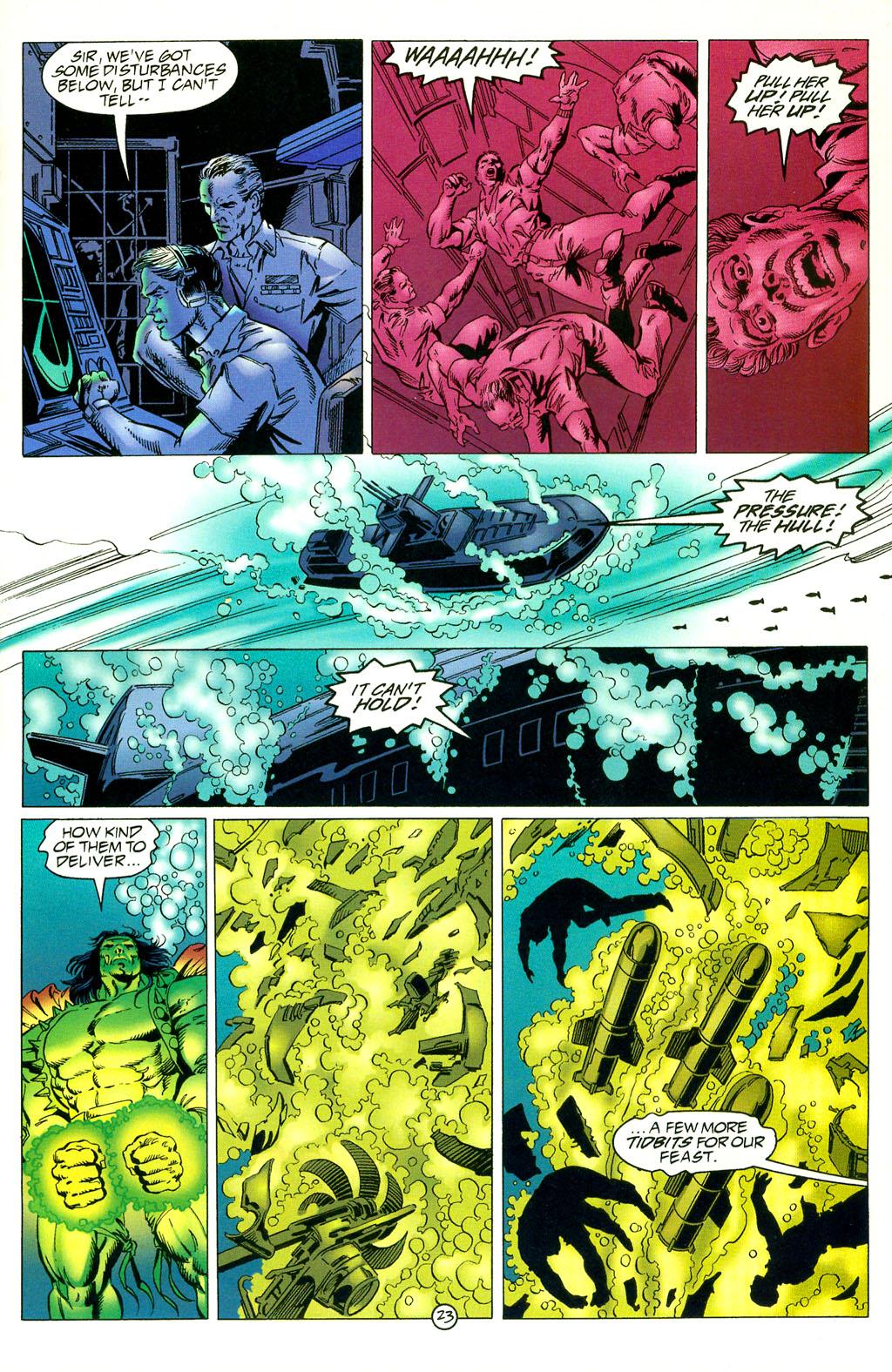 Read online UltraForce (1994) comic -  Issue #2 - 24