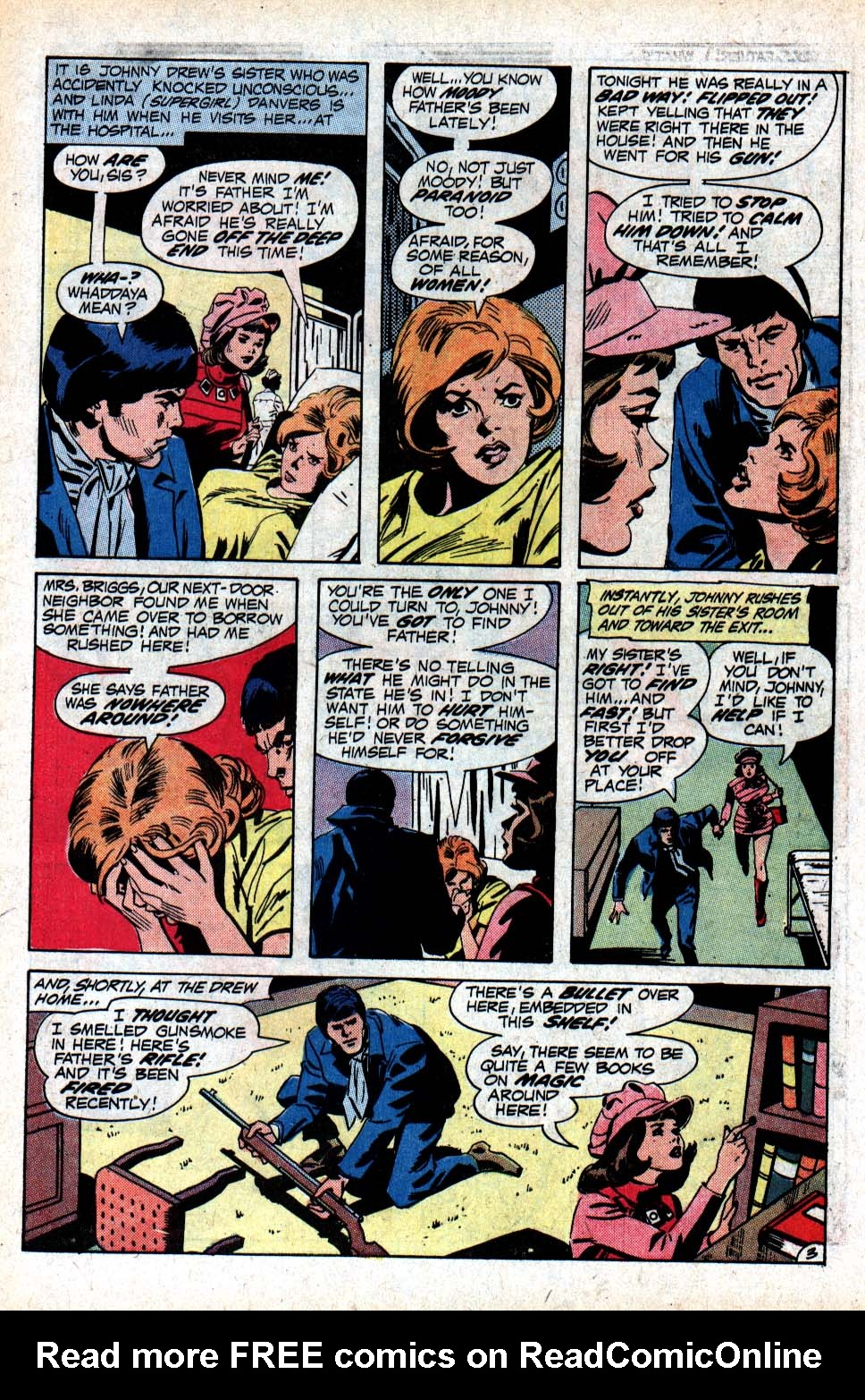 Read online Adventure Comics (1938) comic -  Issue #417 - 5