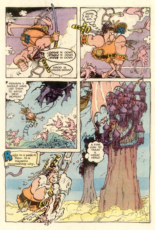 Read online Sergio Aragonés Groo the Wanderer comic -  Issue #4 - 13