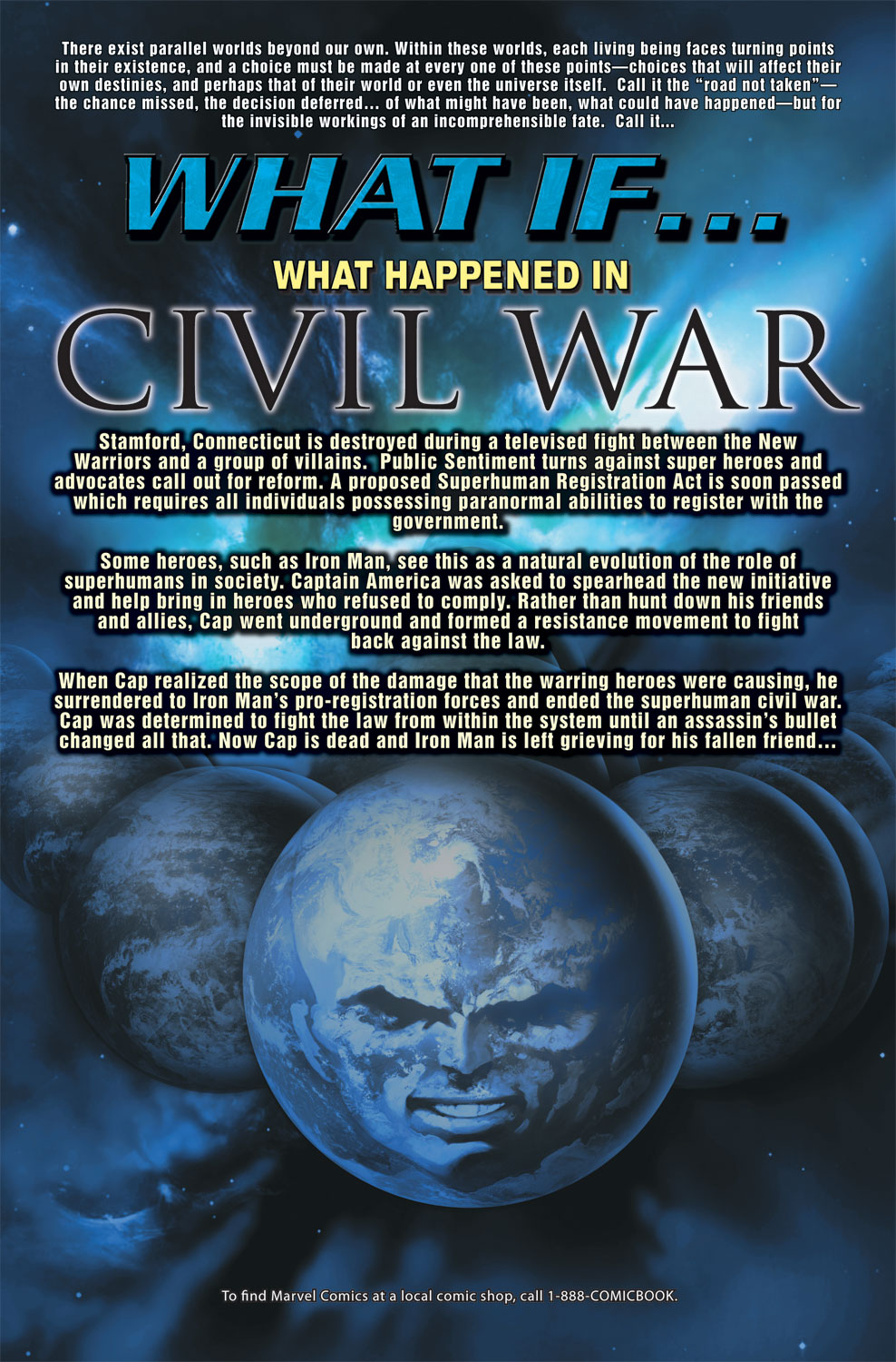 What If? Civil War issue Full - Page 2