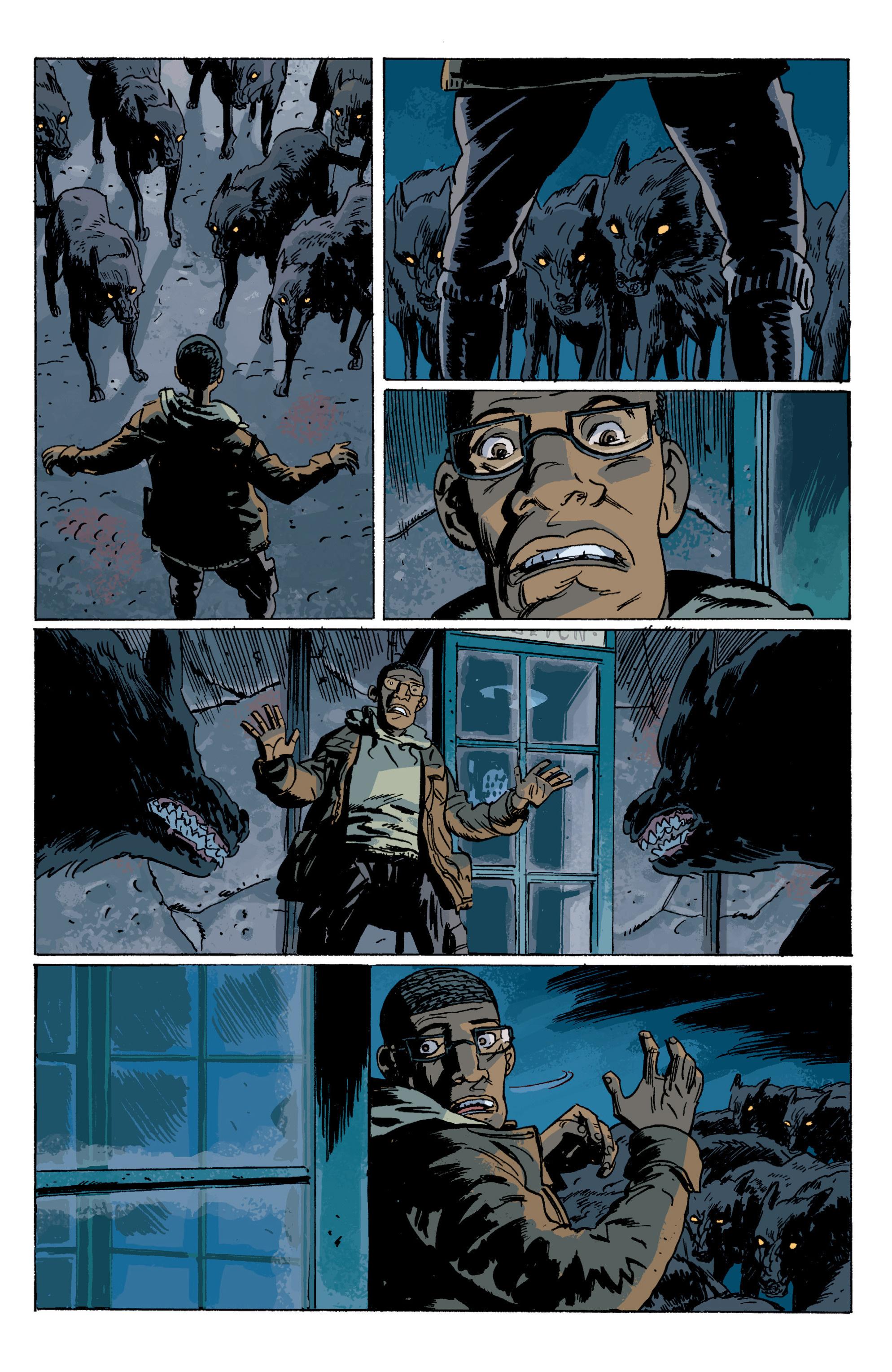 Read online B.P.R.D. (2003) comic -  Issue # TPB 6 - 87