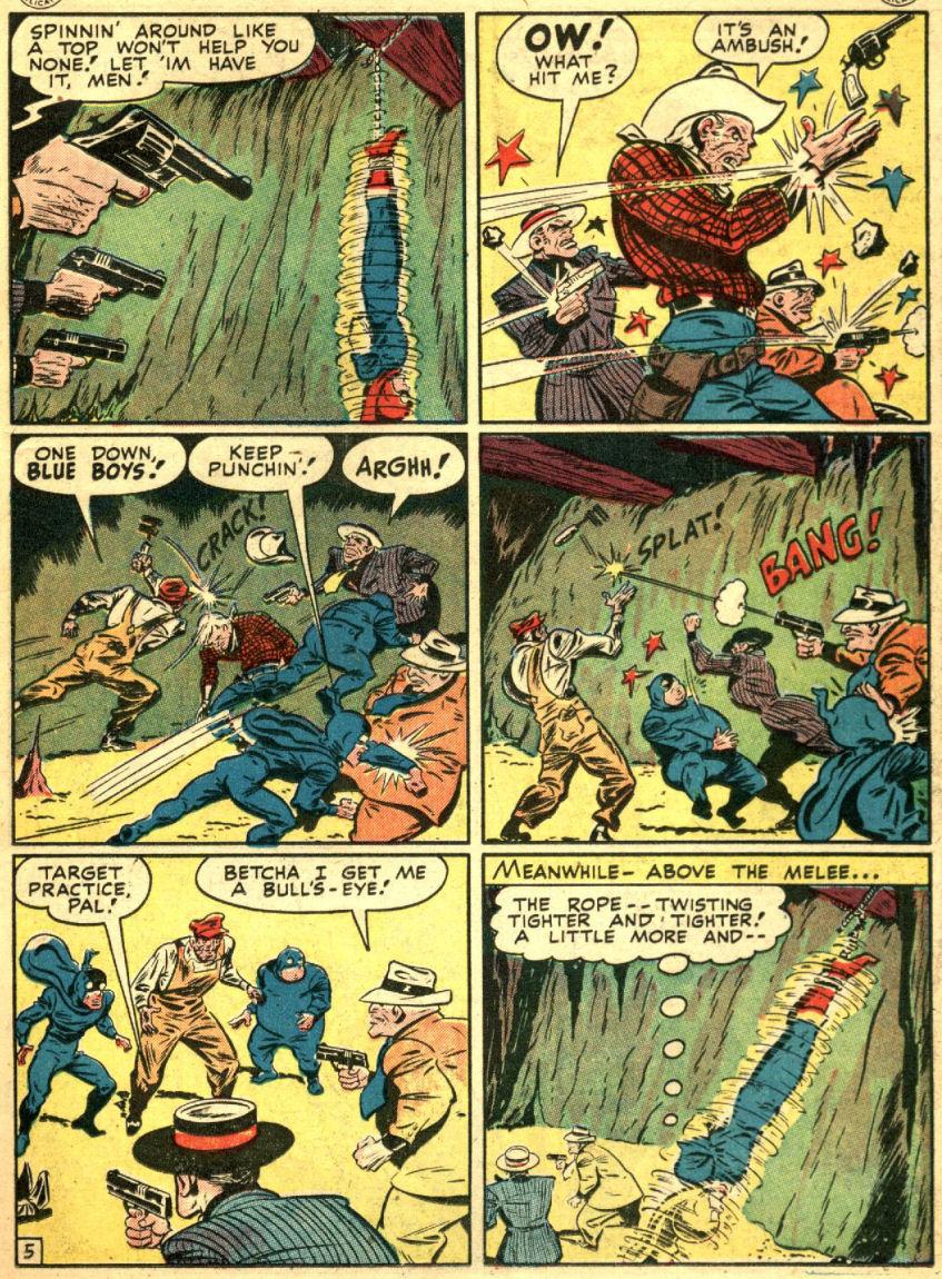 Read online Sensation (Mystery) Comics comic -  Issue #69 - 23