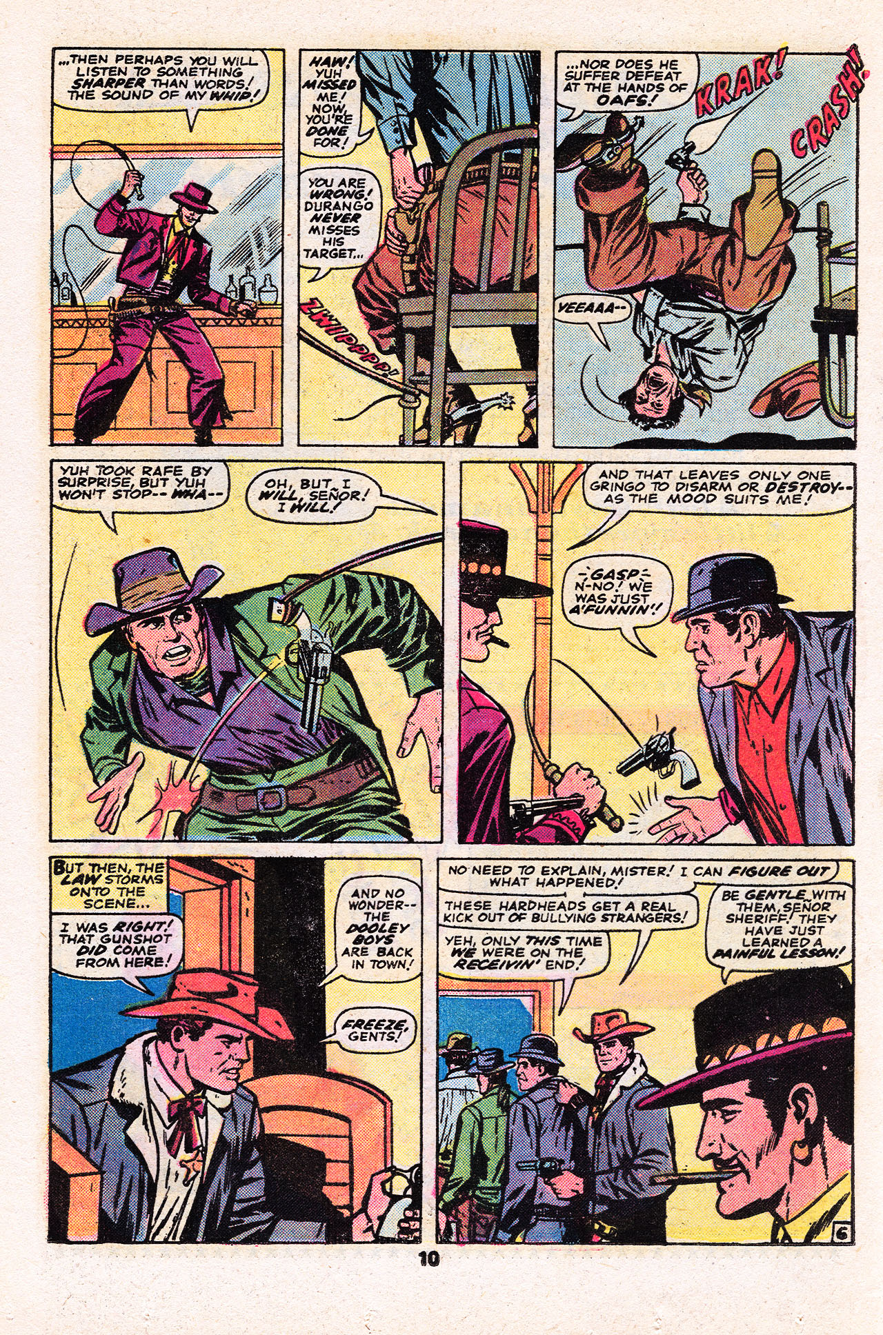 Read online Two-Gun Kid comic -  Issue #131 - 12