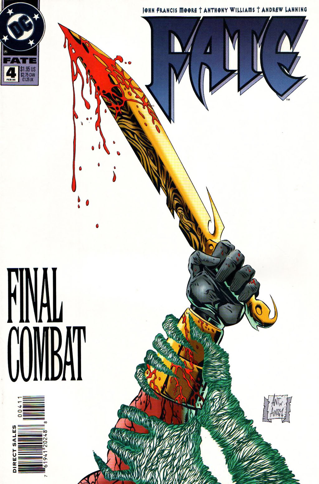 Read online Fate comic -  Issue #4 - 1