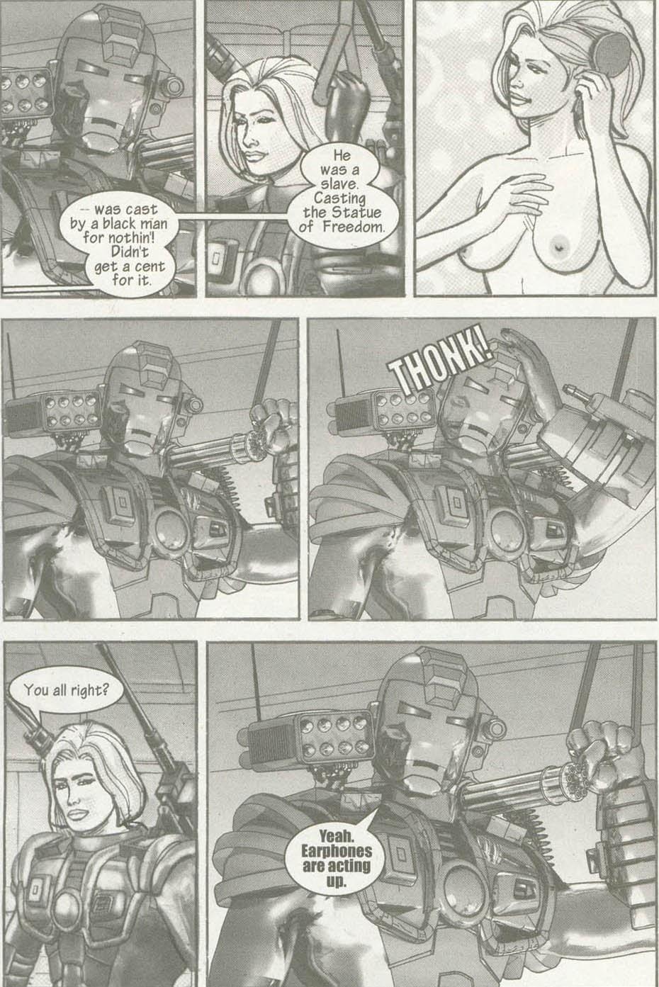 Read online U.S. War Machine comic -  Issue #6 - 5
