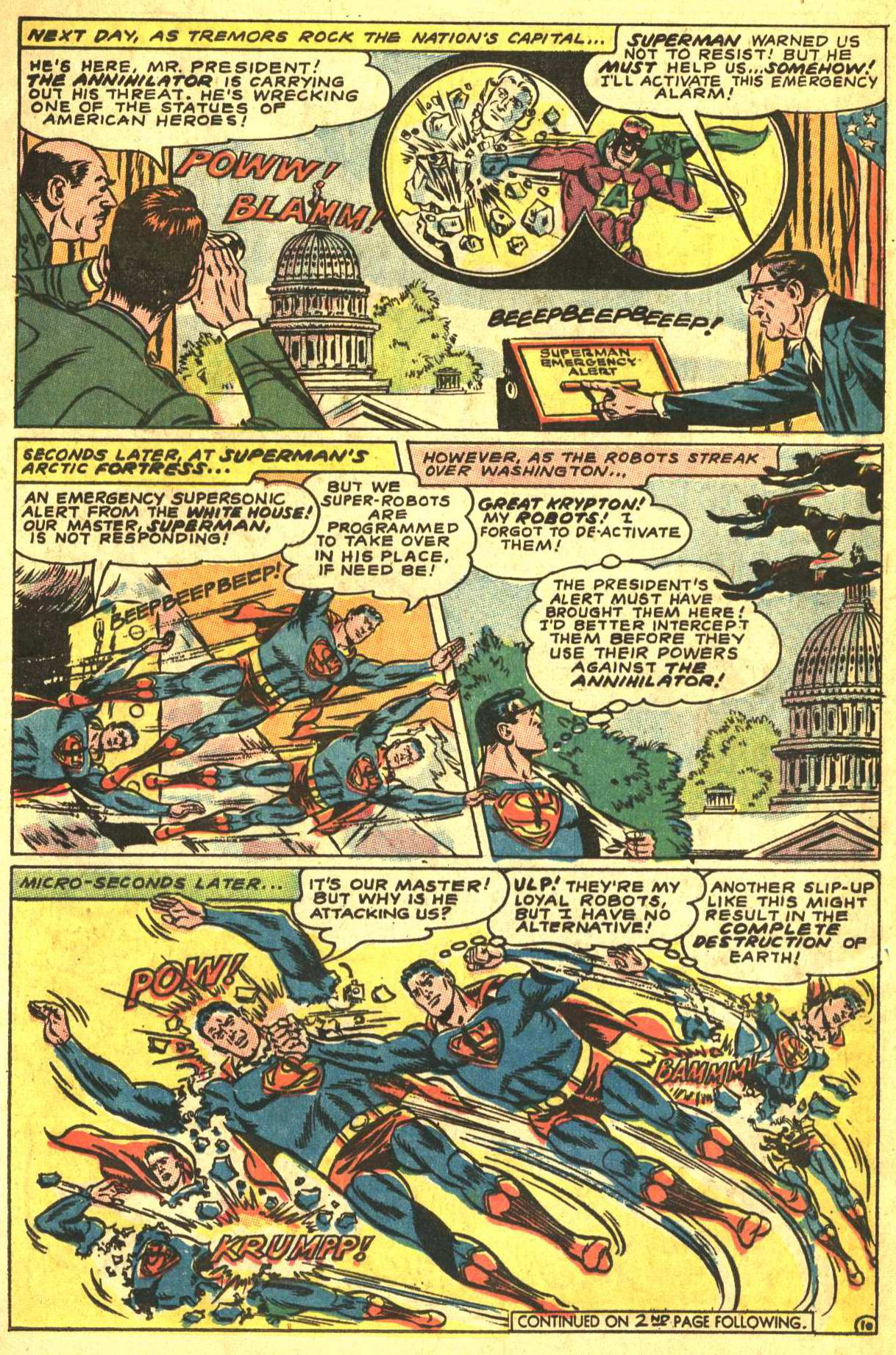 Read online Action Comics (1938) comic -  Issue #356 - 11