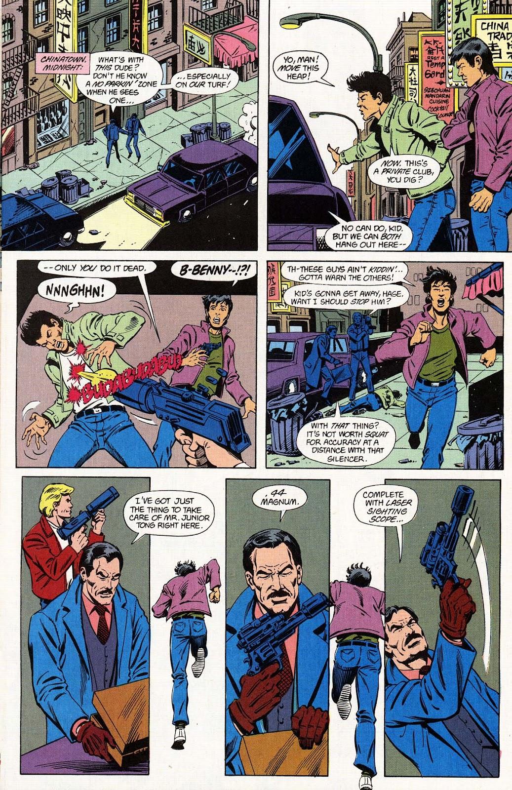 Vigilante (1983) issue 31 - Page 17