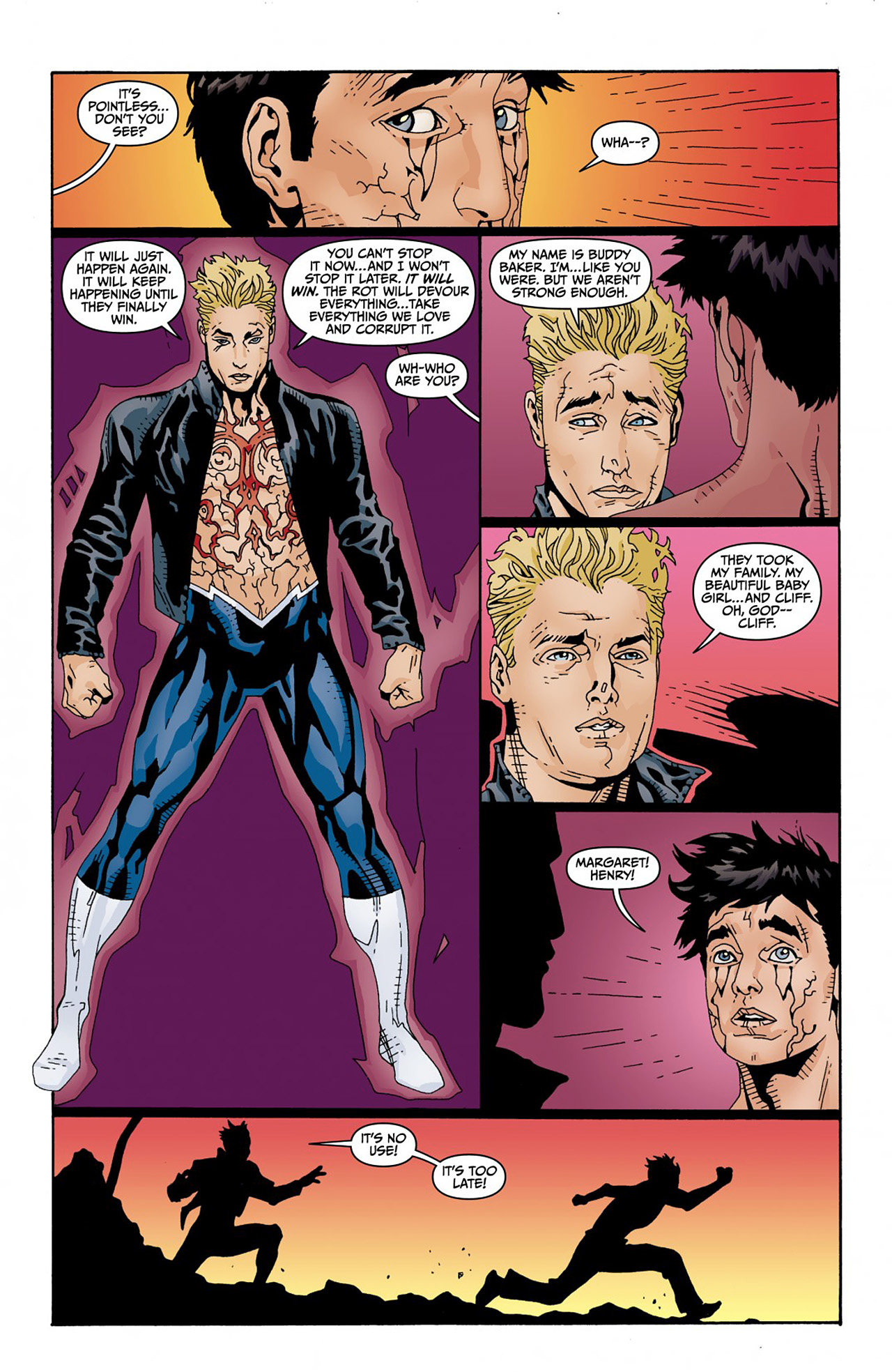 Read online Animal Man (2011) comic -  Issue #Animal Man (2011) _Annual 1 - 25