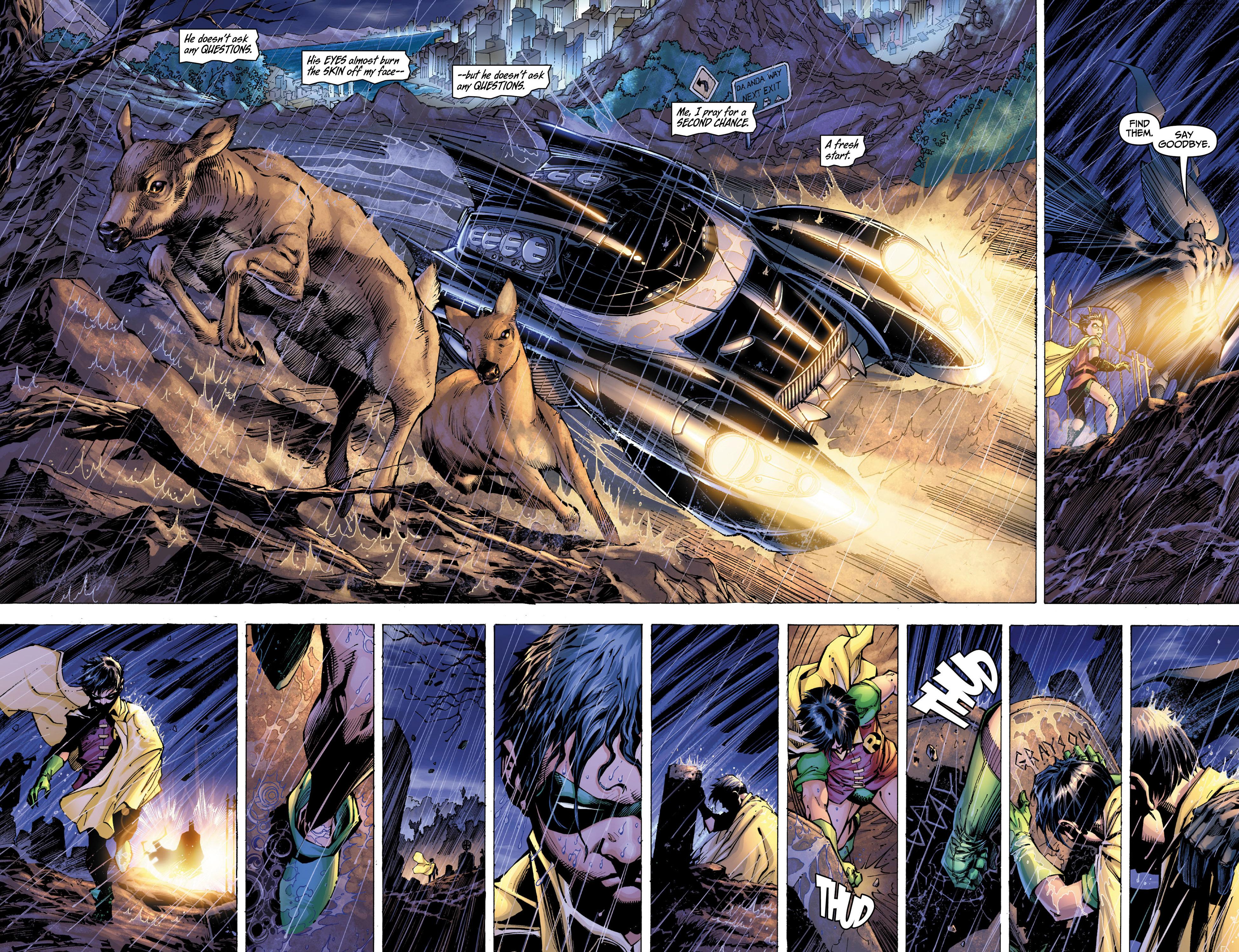 Read online All Star Batman & Robin, The Boy Wonder comic -  Issue #9 - 19