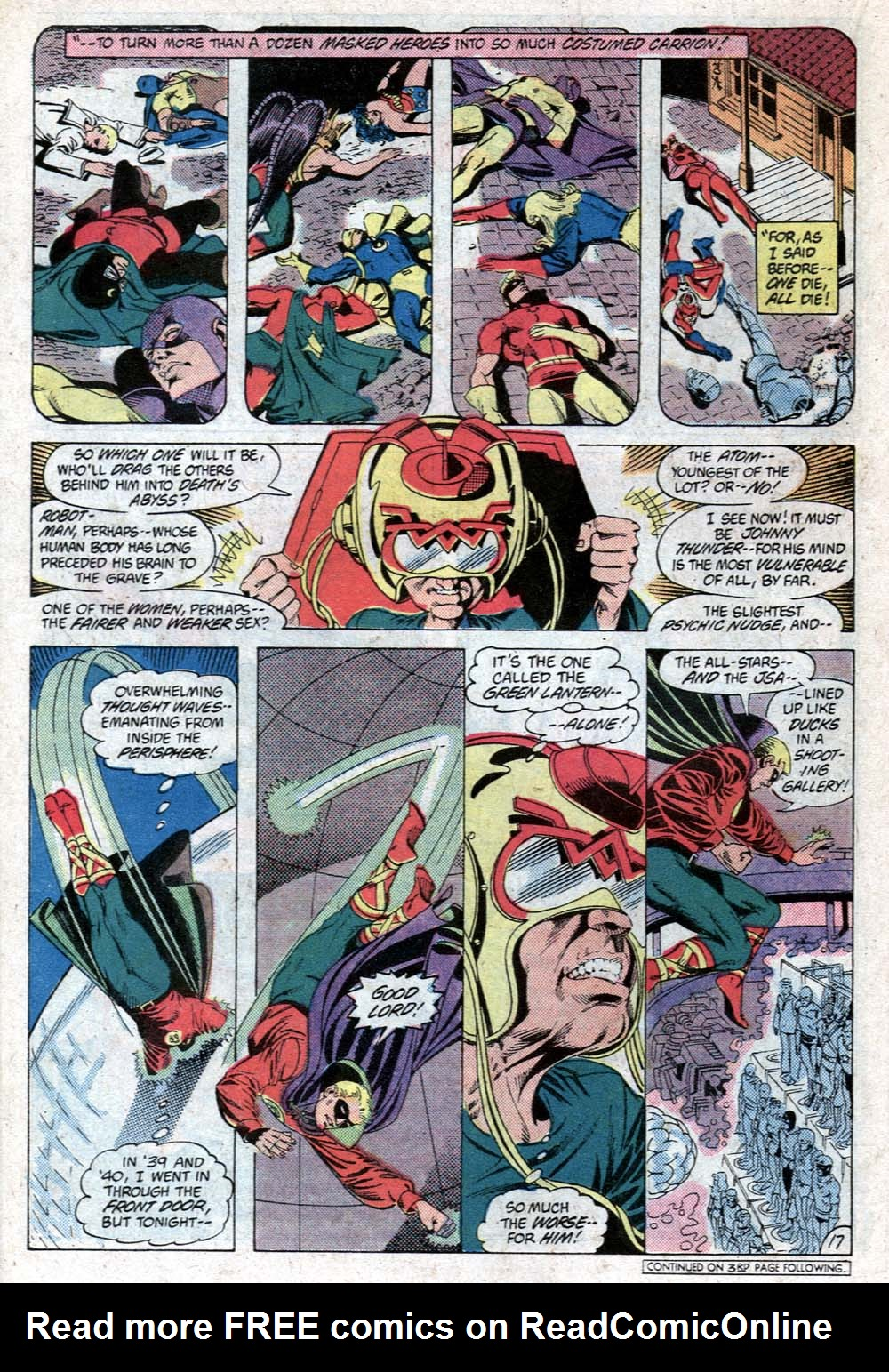 Read online All-Star Squadron comic -  Issue #20 - 20