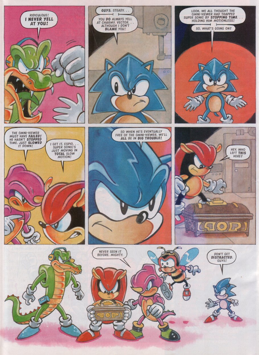 Read online Sonic the Comic comic -  Issue #88 - 4