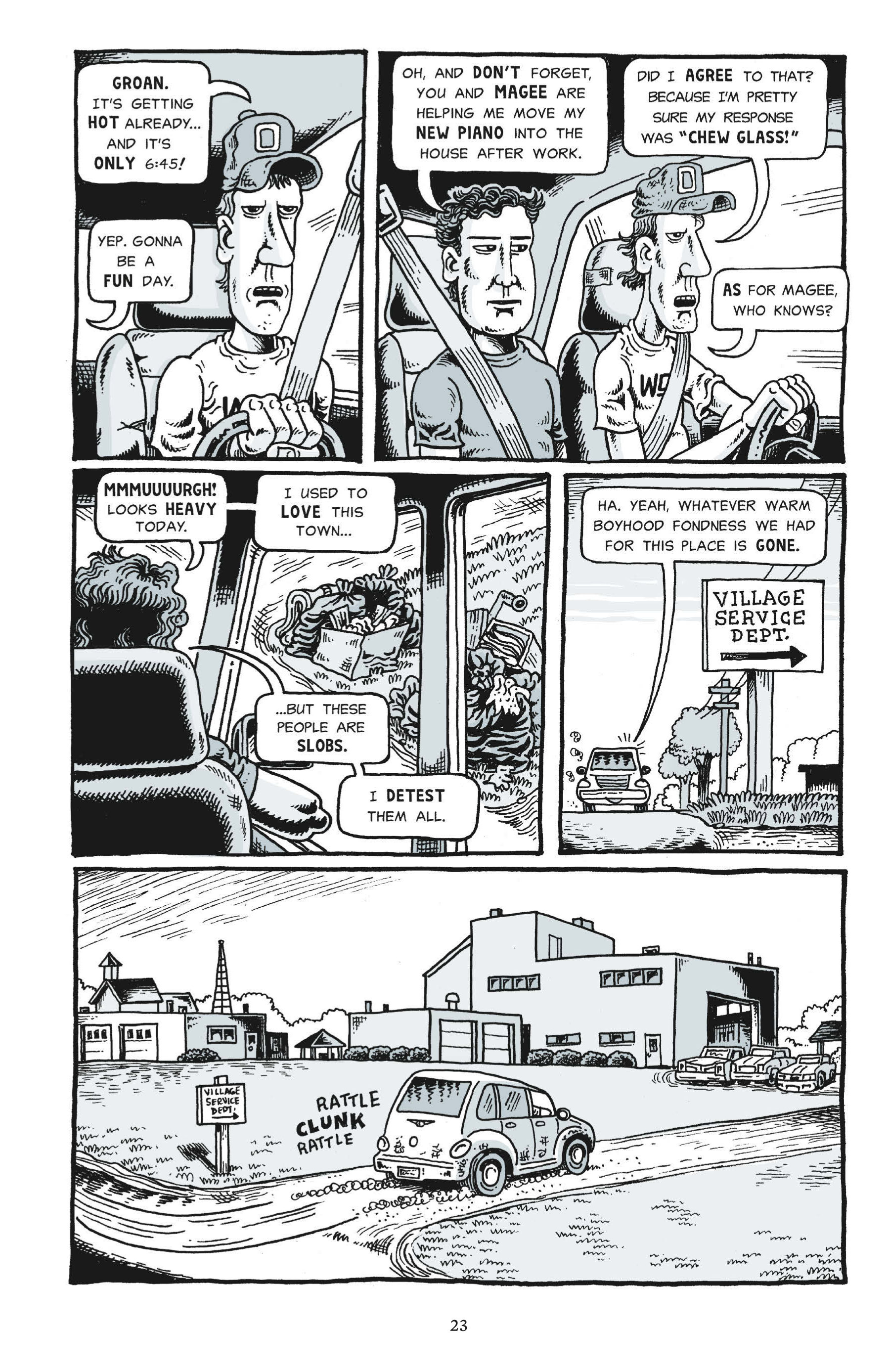 Read online Trashed comic -  Issue # Full - 24