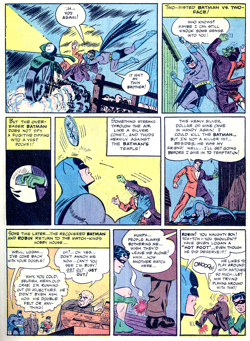 Read online Detective Comics (1937) comic -  Issue #68 - 9