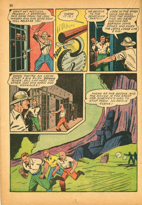 Read online Super-Magician Comics comic -  Issue #9 - 30