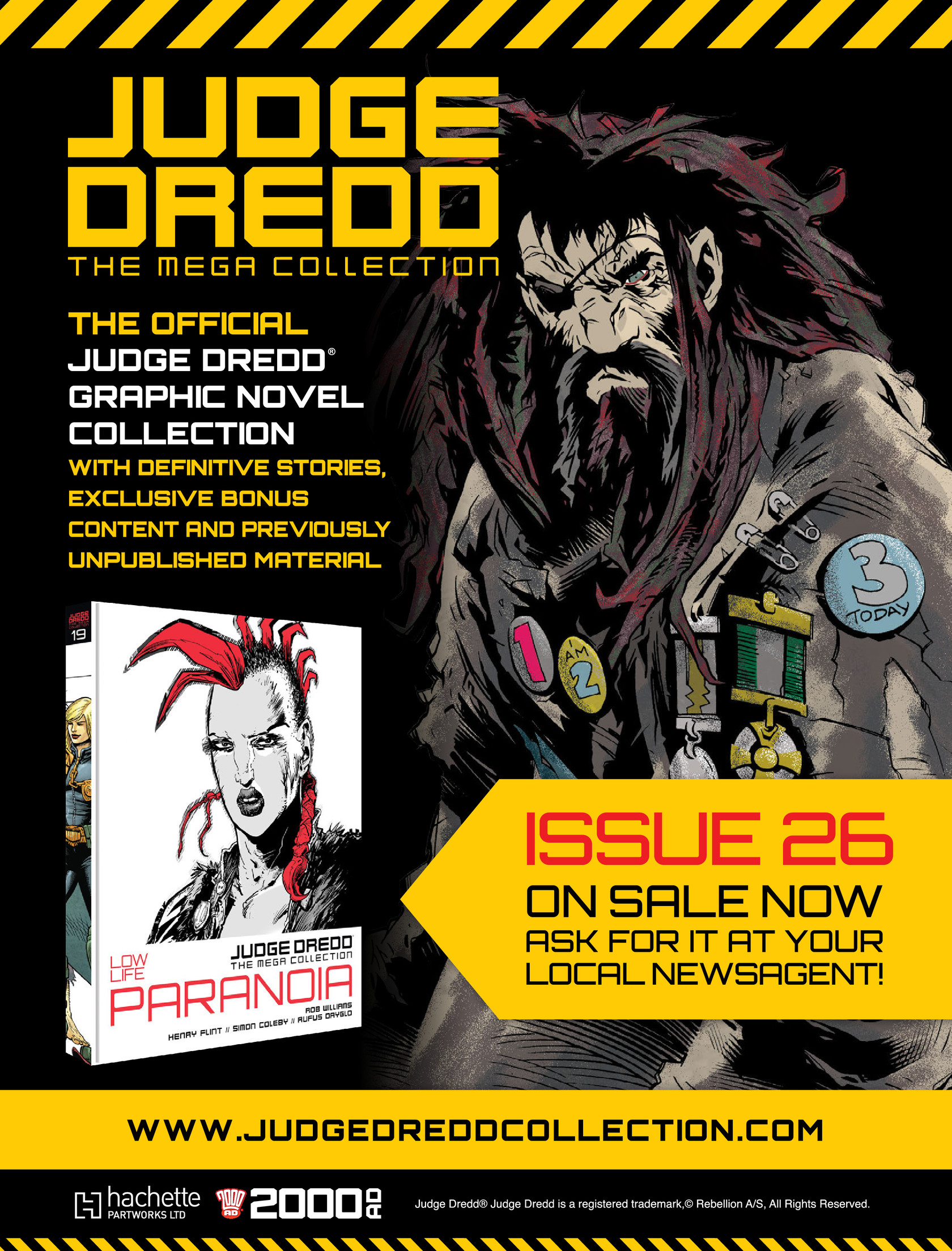 Read online 2000 AD comic -  Issue #1962 - 32