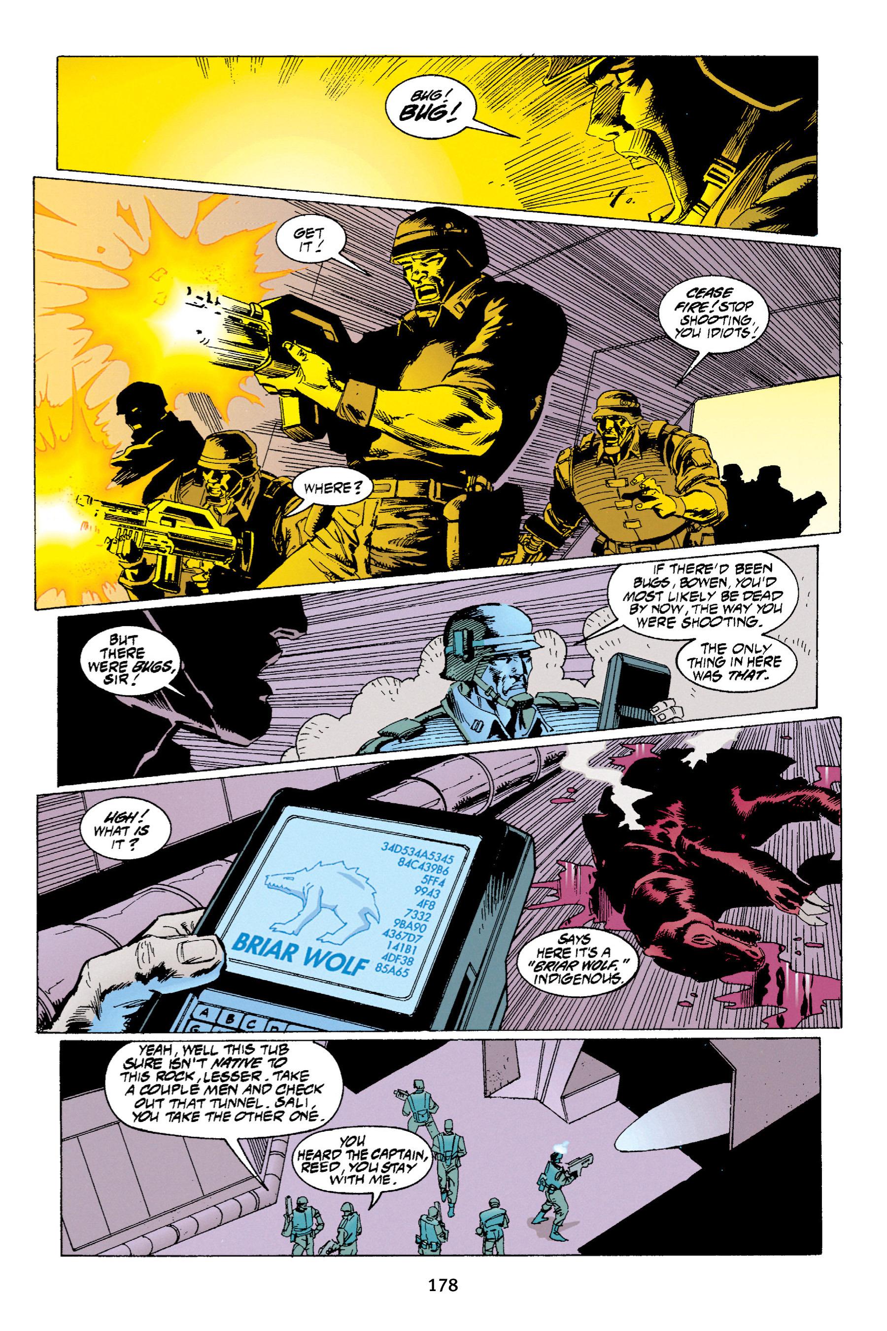 Read online Aliens vs. Predator Omnibus comic -  Issue # _TPB 1 Part 2 - 76