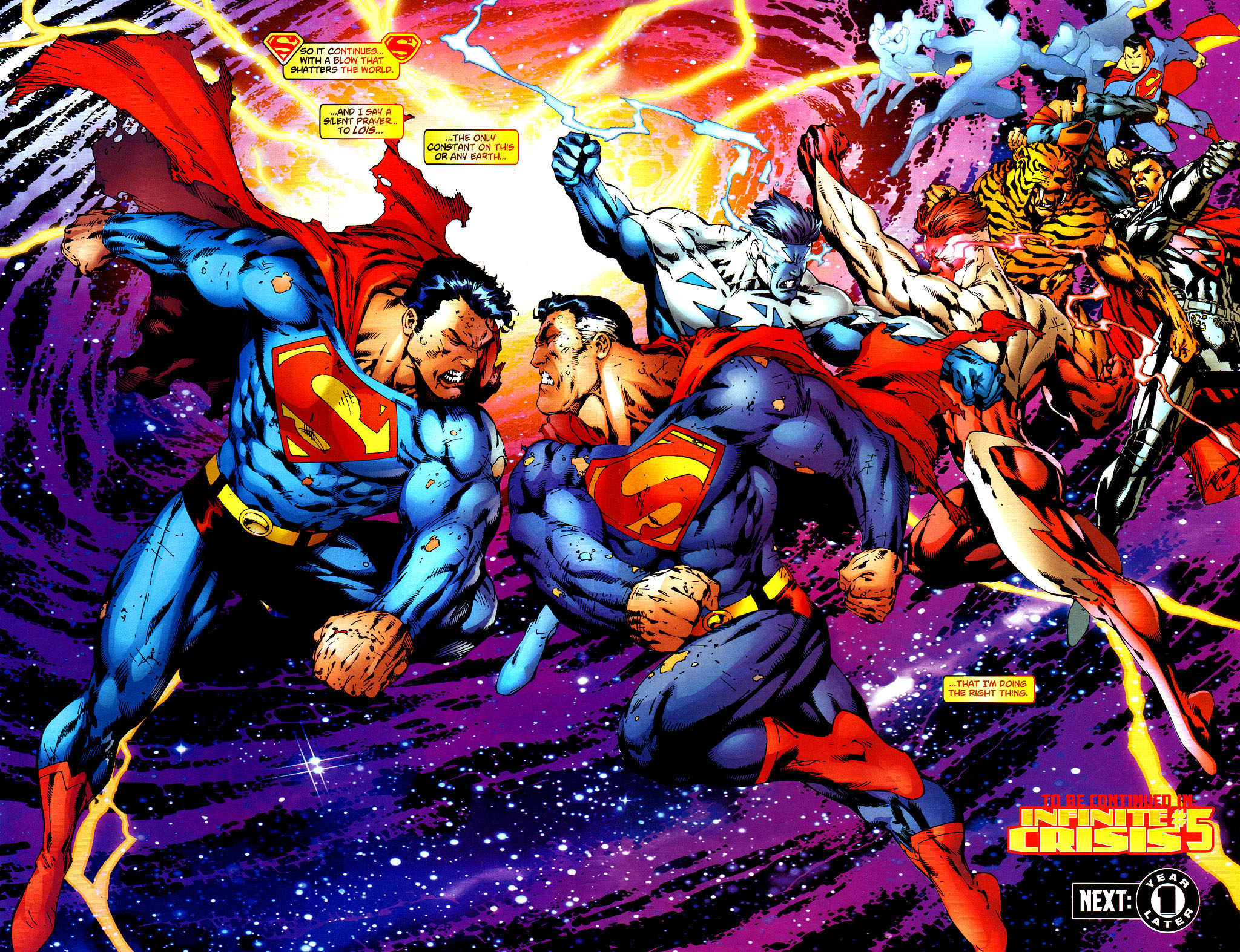 Read online Adventures of Superman (1987) comic -  Issue #649 - 20