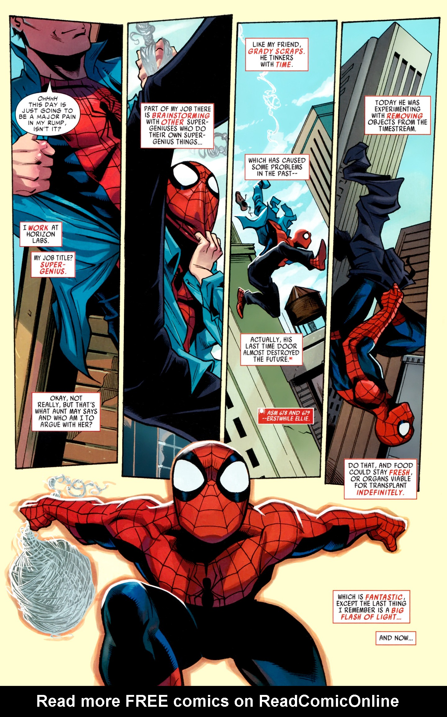 The Amazing Spider-Man (1963) _Annual_39 Page 6