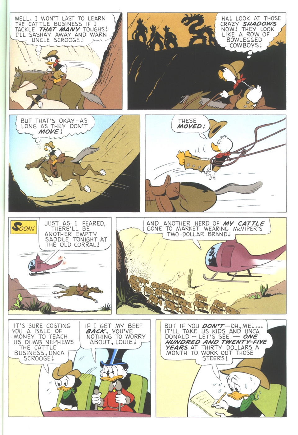 Read online Uncle Scrooge (1953) comic -  Issue #344 - 53