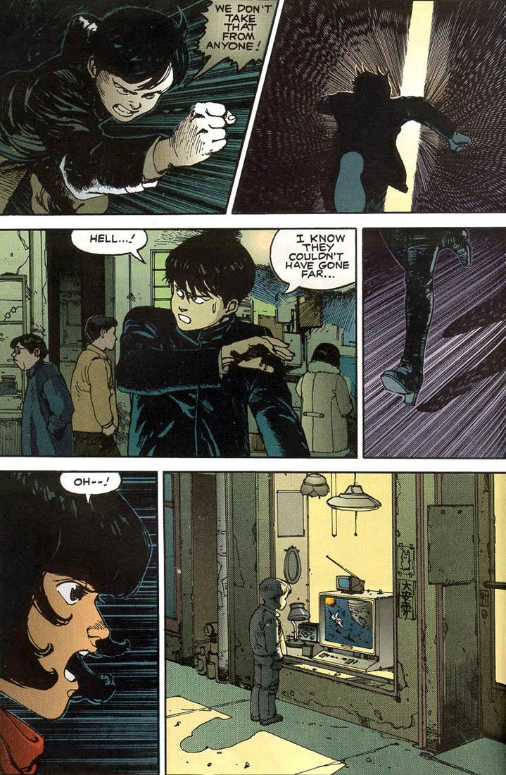 Read online Akira comic -  Issue #1 - 40