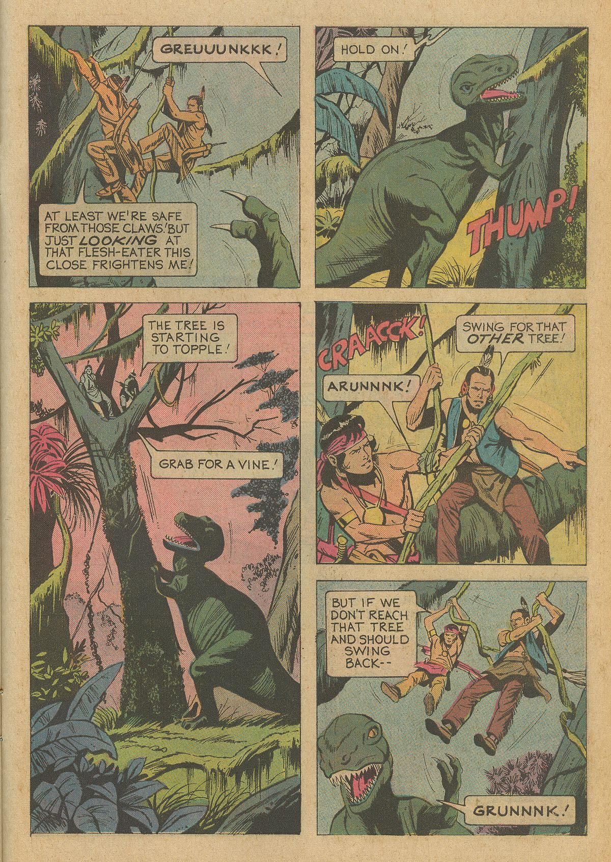 Read online Turok, Son of Stone comic -  Issue #95 - 27
