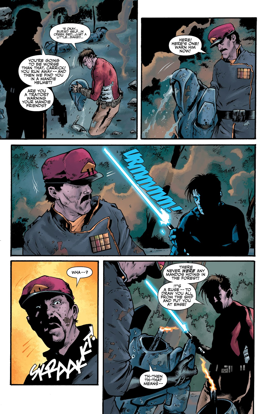Read online Star Wars Legends: The Old Republic - Epic Collection comic -  Issue # TPB 3 (Part 4) - 21
