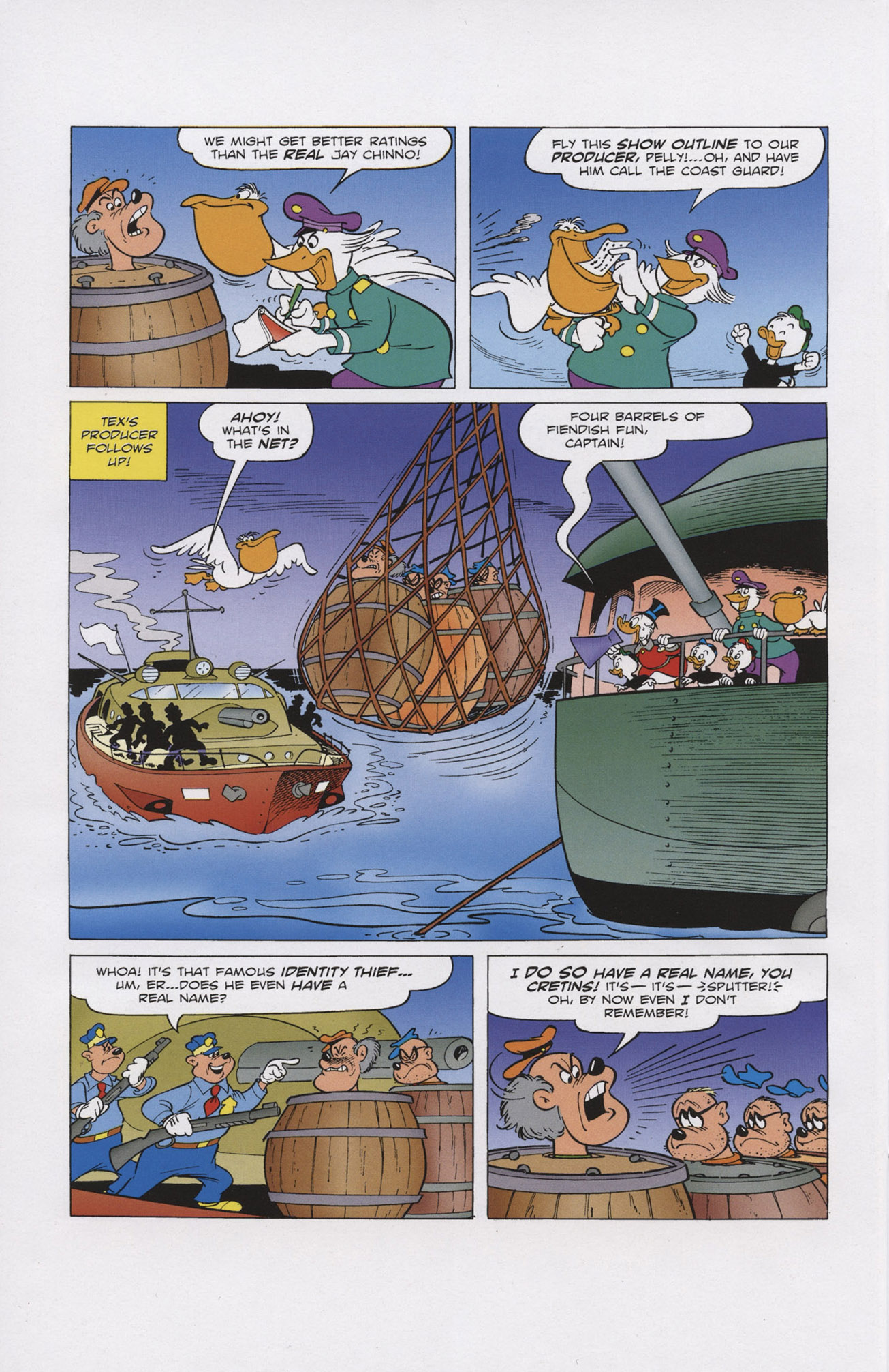 Read online Uncle Scrooge (1953) comic -  Issue #403 - 18