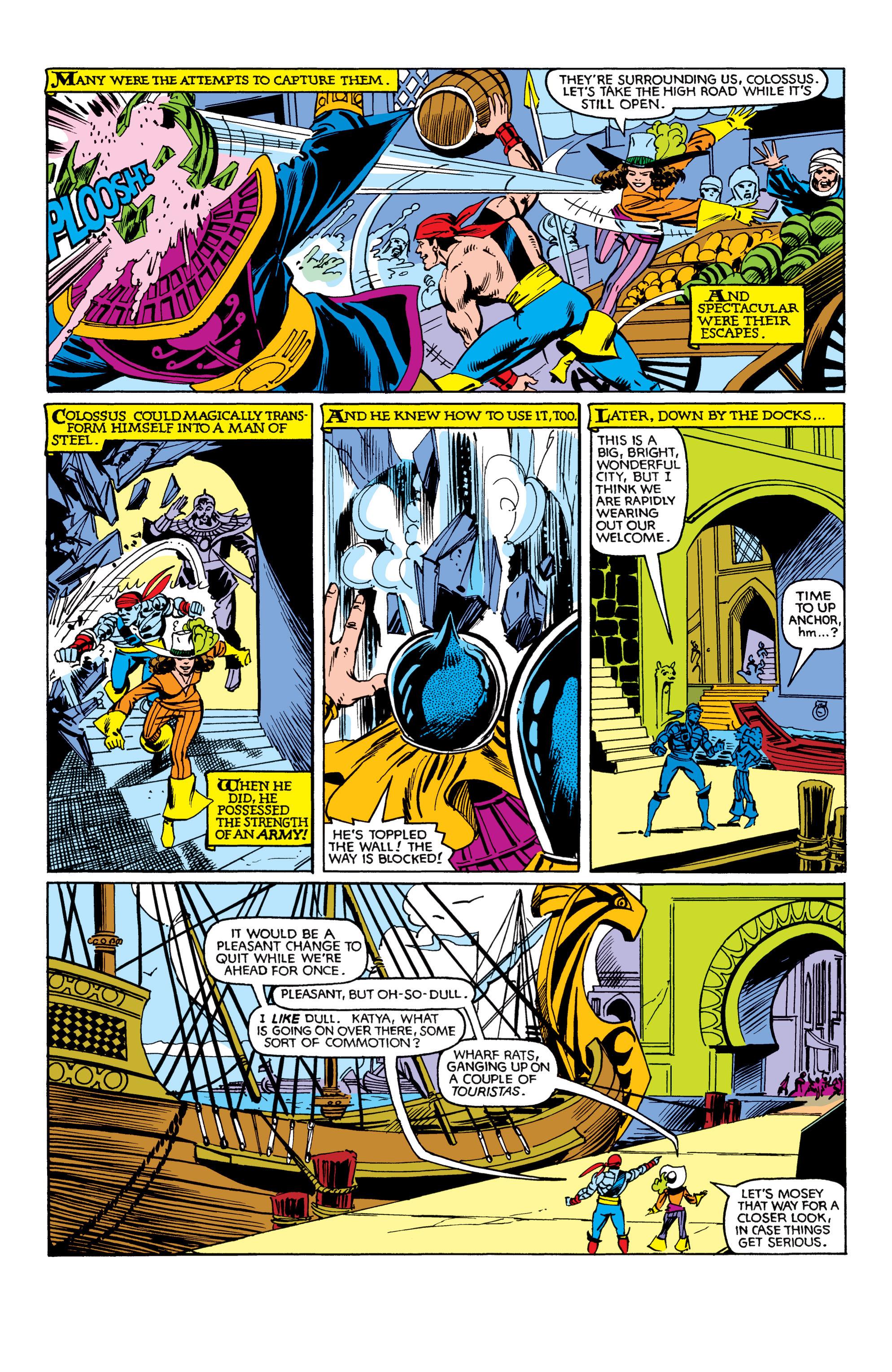 Read online Uncanny X-Men (1963) comic -  Issue #153 - 6