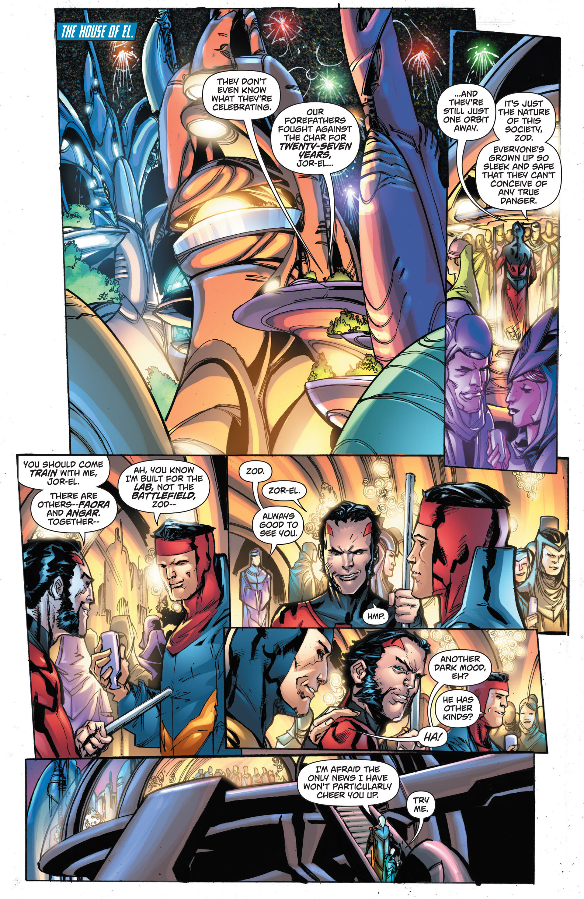 Read online Action Comics (2011) comic -  Issue #23.2 - 10