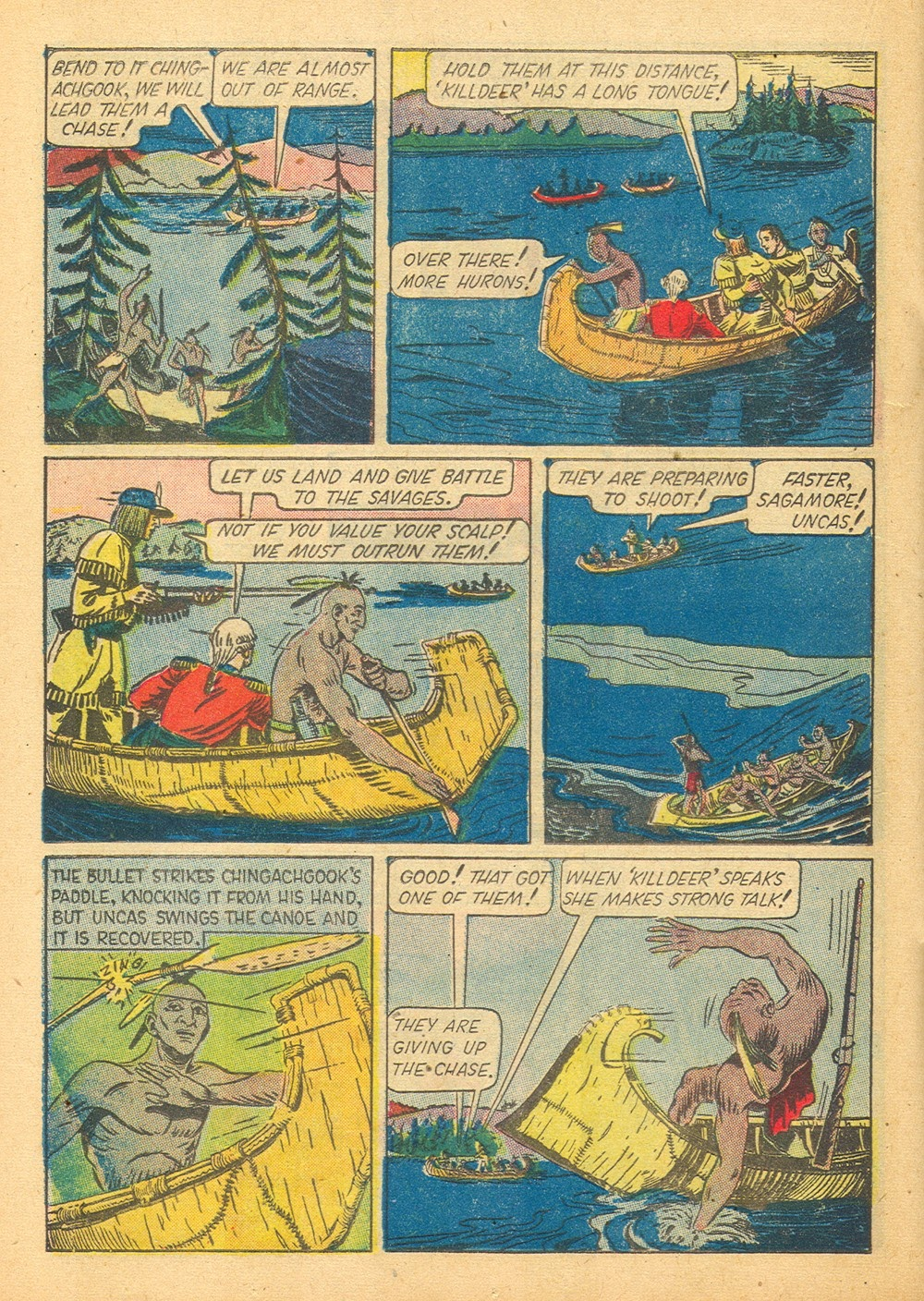 Classics Illustrated issue 4 - Page 36