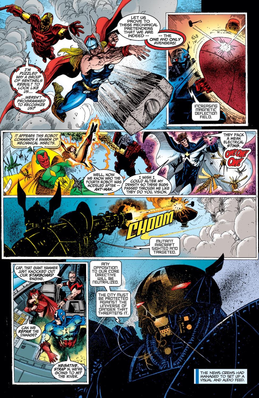 Read online Avengers (1998) comic -  Issue #Avengers (1998) Annual - 23
