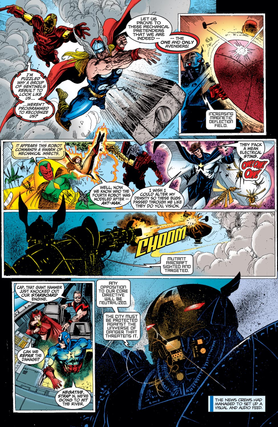 Avengers (1998) issue _Annual_1 - Page 23