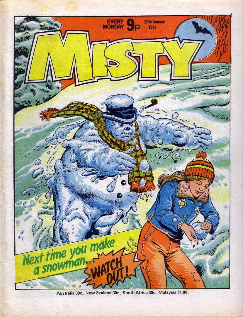Misty (1978) 50 Page 1