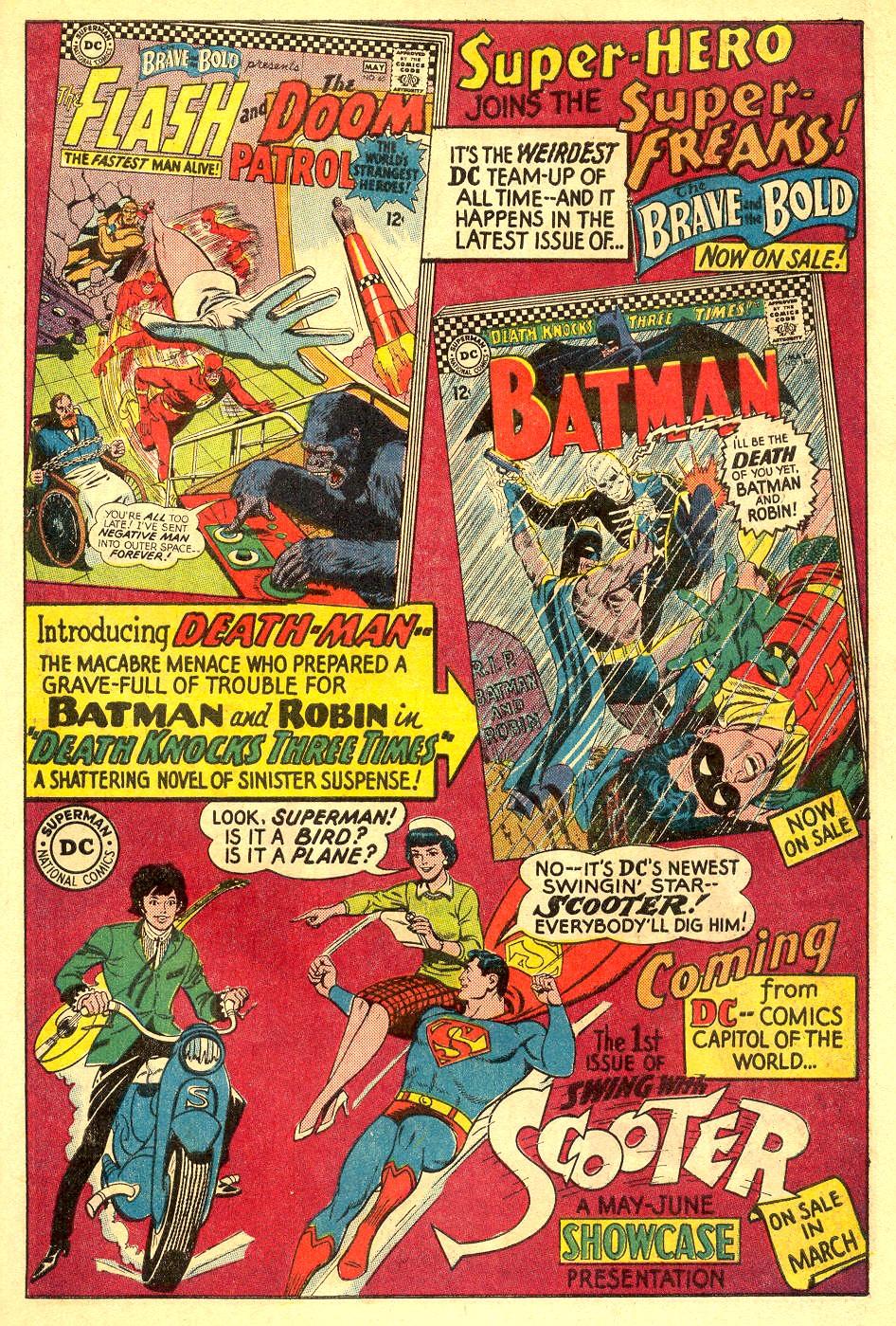 Read online Wonder Woman (1942) comic -  Issue #162 - 27