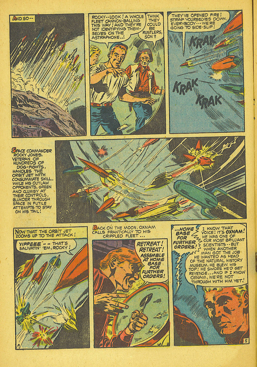 Read online Space Adventures comic -  Issue #16 - 13