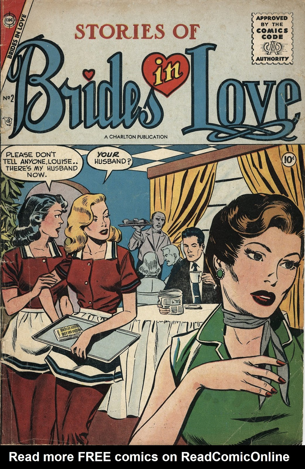 Brides in Love issue 2 - Page 1