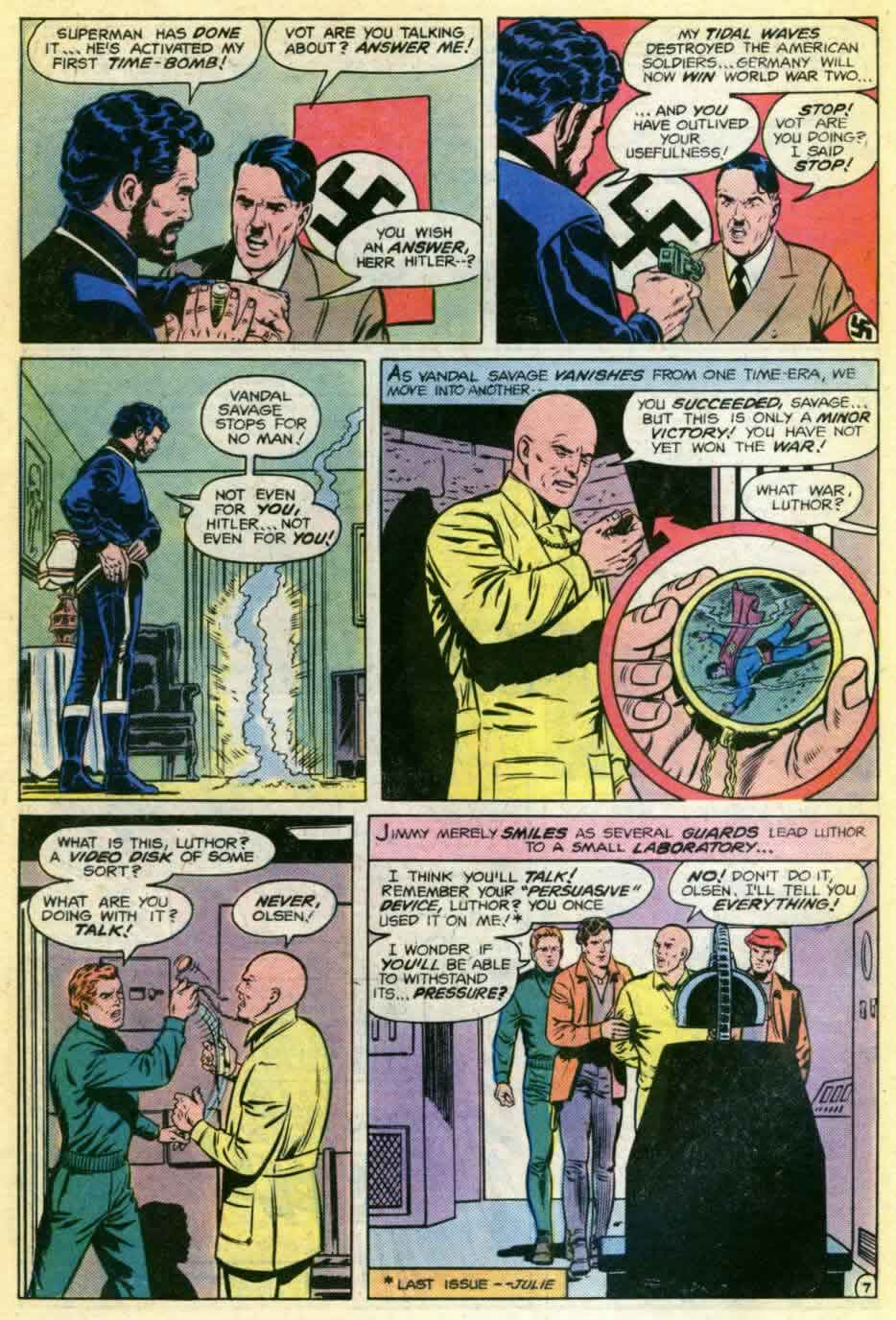 Read online Action Comics (1938) comic -  Issue #516 - 8