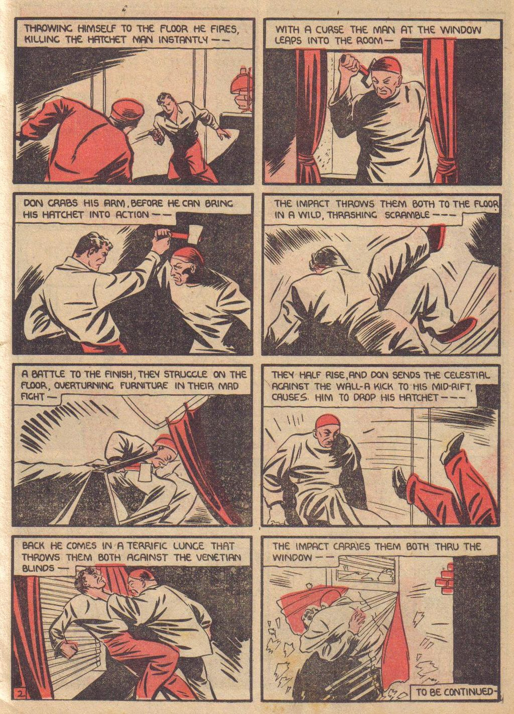 Read online Adventure Comics (1938) comic -  Issue #24 - 13